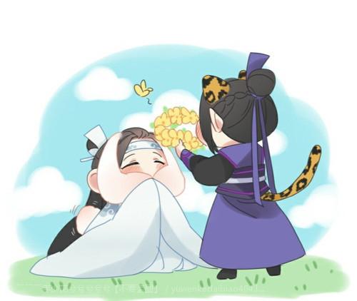 媳妇送花花,好开心 画师:h...