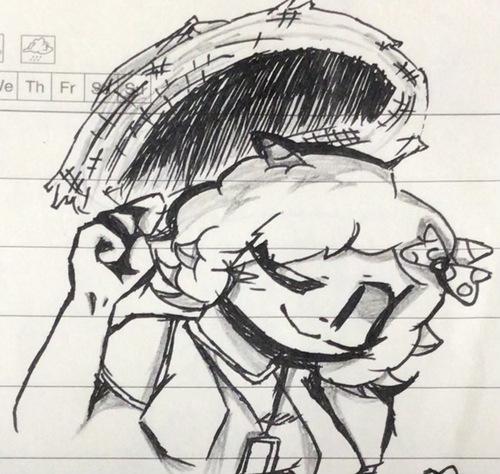 开学考最后半小时的摸鱼( (p...