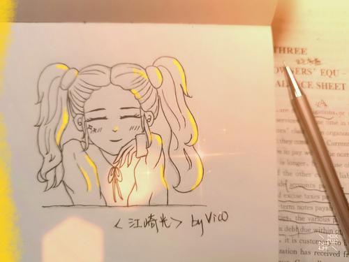 江崎光:17岁的rap小姐姐
