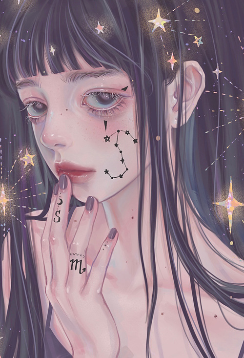 【十二星座系列】天蝎座 暗黑病...