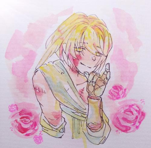 """疤痕玫瑰 连体解体后 """"放弃自..."""