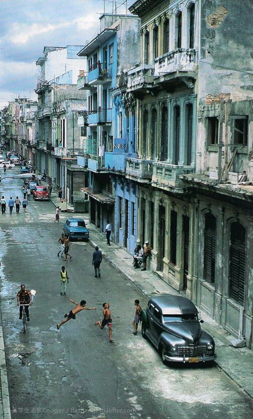 古巴的街道 Cuba stre...