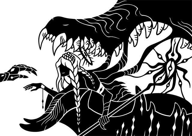 亚恩 - 龙之喉间
